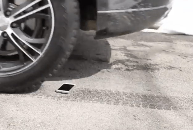 Galaxy S5 Drop Test Video