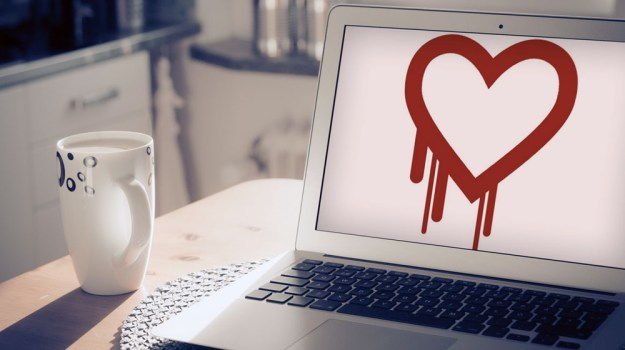 Heartbleed Password Change Required