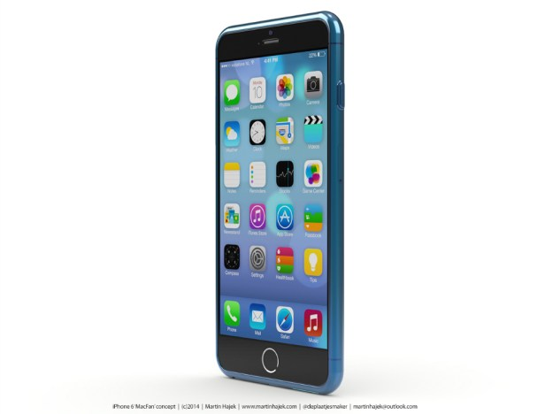 iPhone 6 Images Design Features