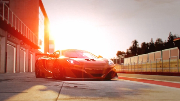Project CARS Gameplay Trailer