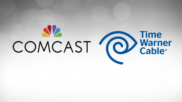 Comcast TWC Merger Lobbying