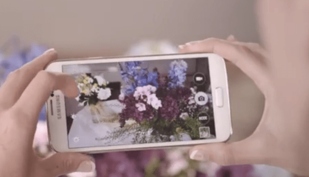 Galaxy S5 Ad The Big Day