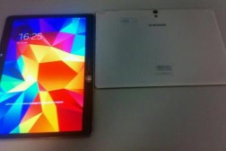 Galaxy Tab S Display Leak