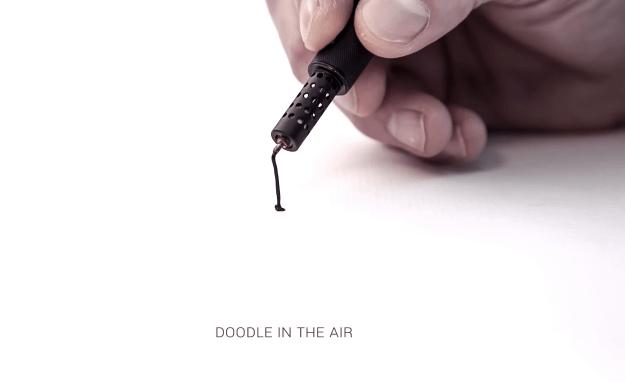 LIX 3D Printing Pen Kickstarter