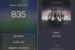 Music Quiz iPhone App