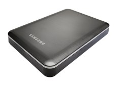 Samsung Wireless Hard Drive