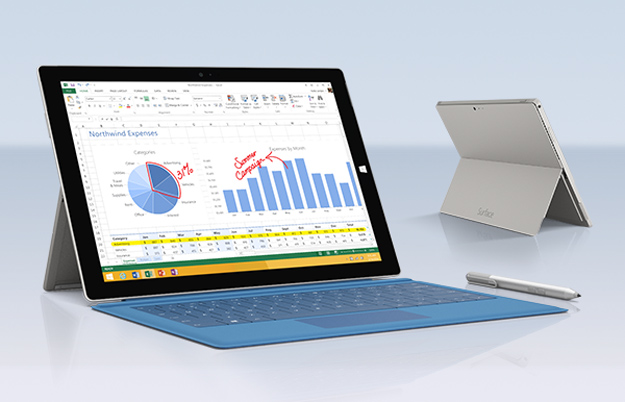 Surface Pro 3 Prices and Release Date