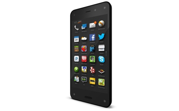 Amazon Fire Phone Sales