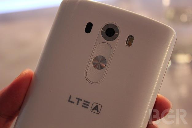 LG G3 Metal Body