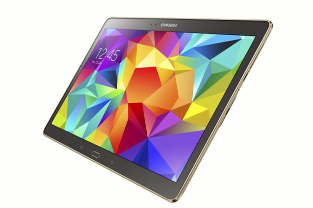 New Galaxy Tab S Ads