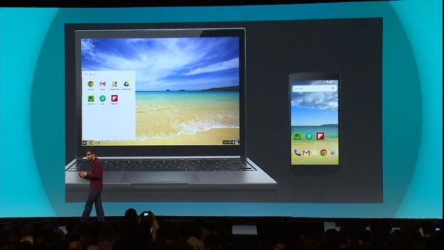 Google Chromebook Updates