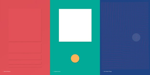 Material Design Steps up Google's Design Game