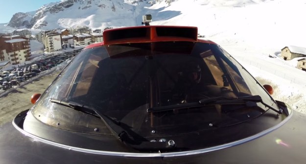 GoPro Longest Car Jump Video