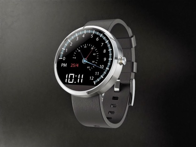 Moto 360 Wireless Charging