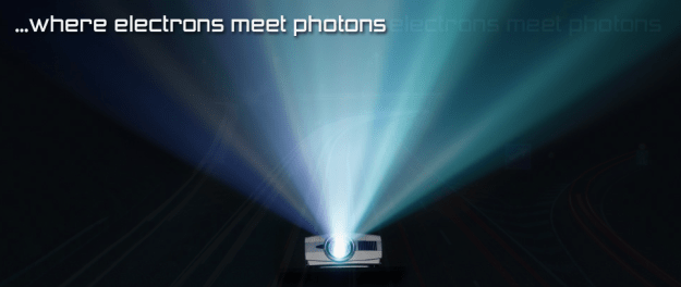 3D Hologram Projector Chip