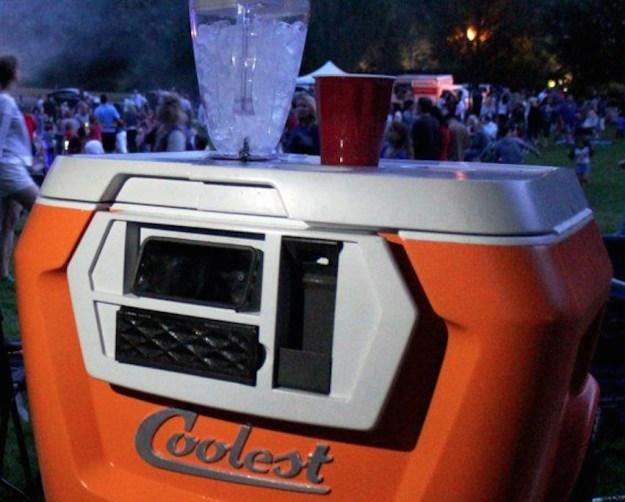 Kickstarter Coolest Cooler Record