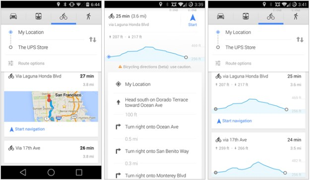 Google Maps v8.2 for Android Update