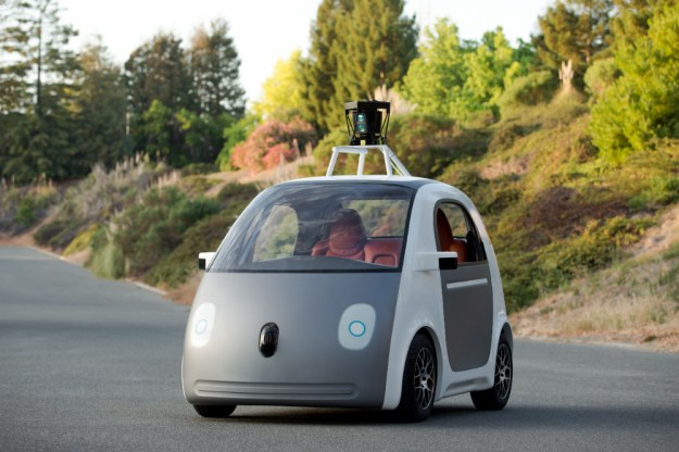 Google Self-Driving Car Issues