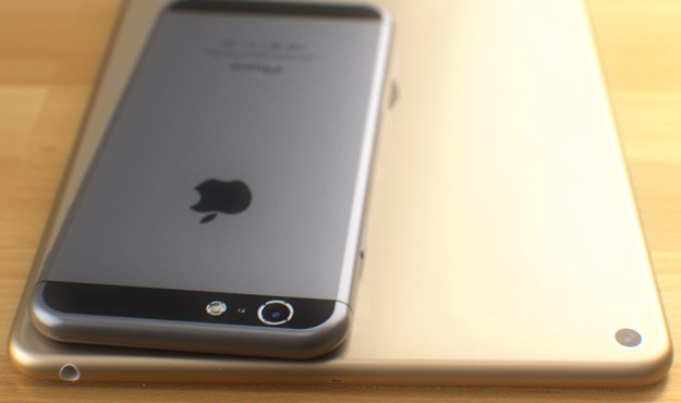iPhone 6 Display Leaked Photos