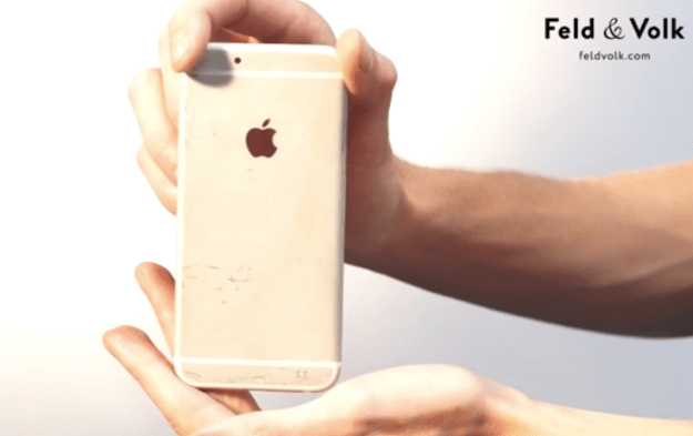 iPhone 6 Rear Shell Leaked Video