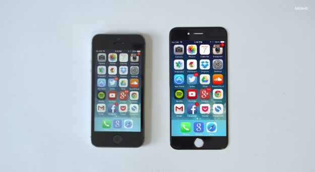 iPhone 6 Specs Sapphire Display Scratch Test