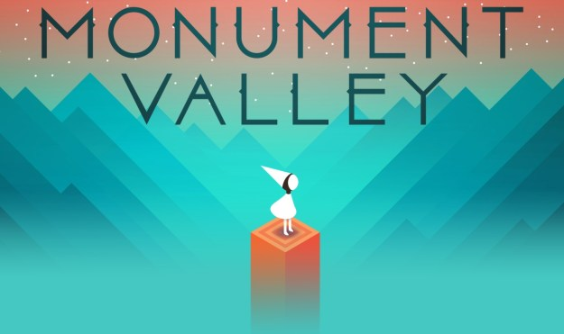 Best Paid iPhone Apps Monument Valley