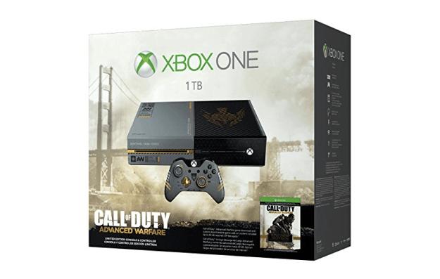 Xbox One Call of Duty Bundle