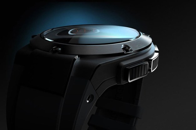 HP Gilt Smartwatch for iOS and Android