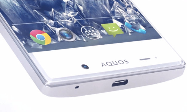 Sharp Aquos Crystal Sprint Release Date
