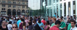 Going crazy for Apple's iPhone 6