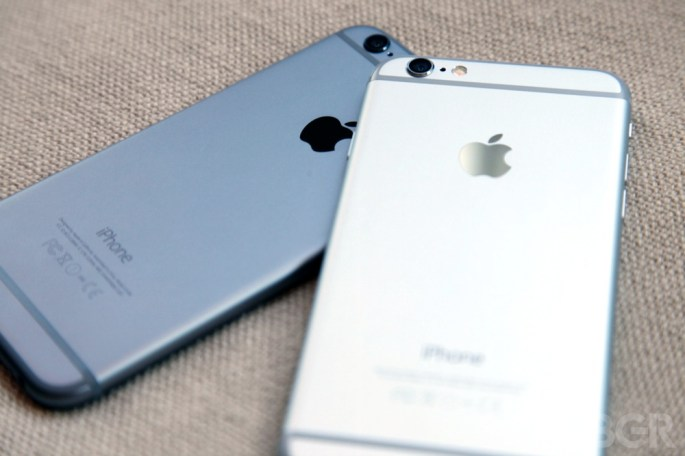 iPhone 6s Vs. Android Comparison