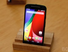 Motorola Moto G Hands-on
