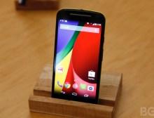 Motorola Moto G Hands-on