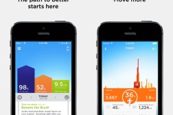 Jawbone UP iPhone App
