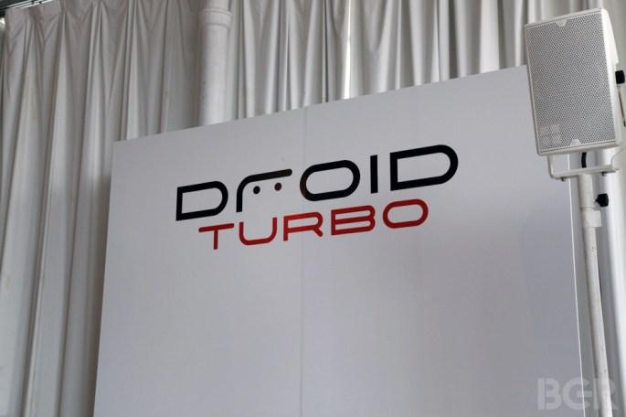 Verizon Event Droid Turbo