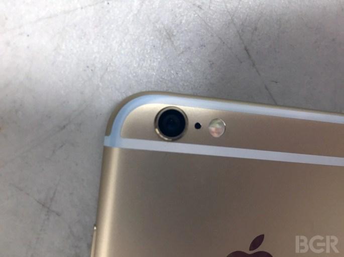 iPhone 6s Camera Leak 12 Megapixels 4K Video