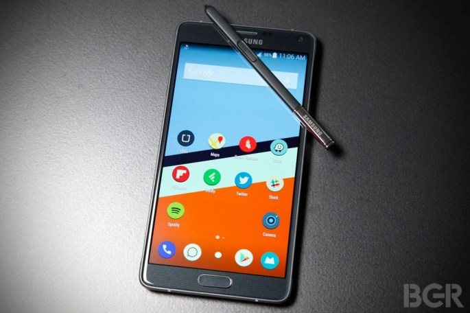 Galaxy Note 4 Review