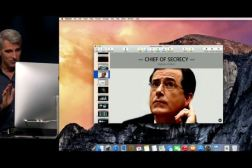 Apple Stephen Colbert Security