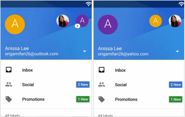 how to add contacts in gmail android app
