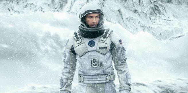 Interstellar Movie Trailer