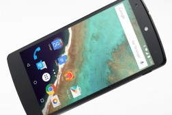 Nexus 5 with Android 5.0 Lollipop