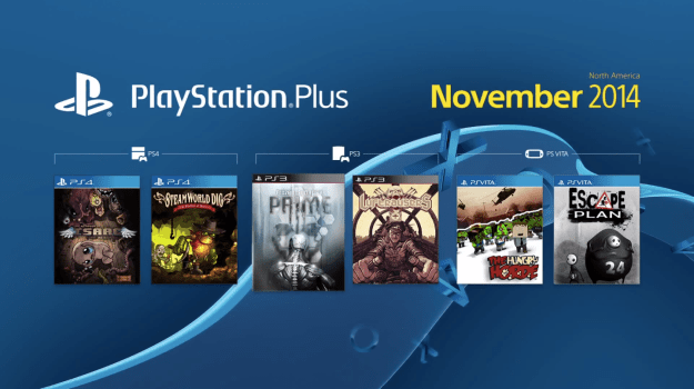 All Games For Ps3 : Ps vita free games november instant game