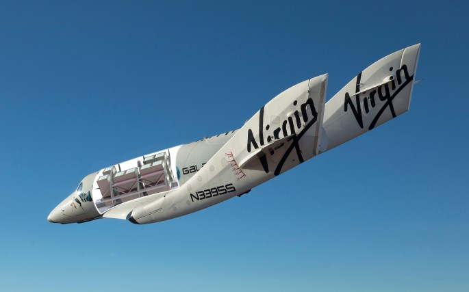 Virgin Galactic Ship Crash