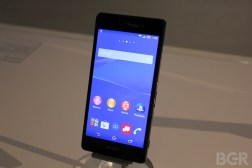 Sony Xperia Z3v Preview