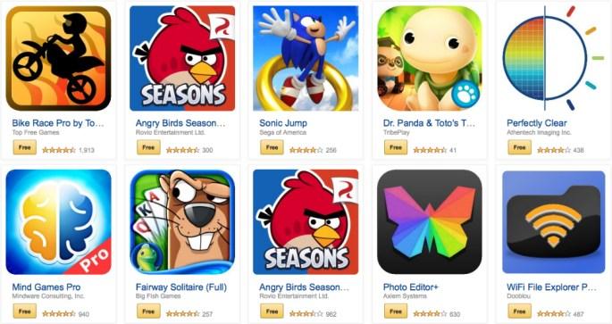Amazon Black Friday 2014 Android App Bundle