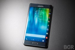 Galaxy Note 5 edge Curved Display