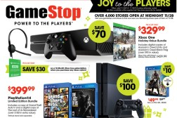 GameStop Black Friday 2014 Full Ad Official