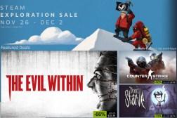 Steam Black Friday 2014 Game Deals