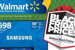 Walmart Black Friday 2014 PlayStation 4