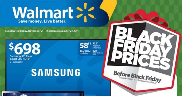 Walmart's pre-Black Friday sale kicks off with HUGE SAVINGS!